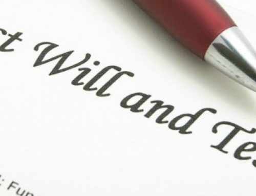Requirements for a will